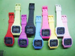 Jam Tangan Casio Karet jam tangan pusakapendekar