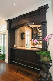 livingroom bar this one s on the houzz a tour of home bars living rooms bar