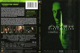 alien resurrection 2004 r1 dvd cover