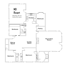 ranch home floor plan ranch house floor plans style house plans ranch home