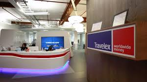 travelex careers home