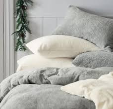 buy supersoft fleece bed set from the next uk online shop