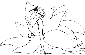 fairy coloring pages for adults 480332