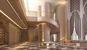 modern villa interior design in dubai spazio