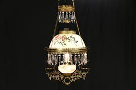 Brass Ceiling Lights Sold Victorian 1880 U0027s Antique Brass Electrified Ceiling Light