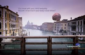 travel planet images Travel planet 24 print advert by the syndicate venice ads of jpg