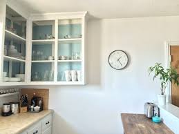 Painting Interior Of Kitchen Cabinets Painting Inside Of Cabinets Everdayentropy Com