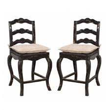 fresh stunning ethan allen country french bar stools 7628