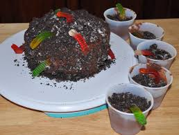 Halloween Dirt Cake Recipe Gummy Worms by Kids Cooking Activities Celebrate Earth Day Fun And Food Ideas