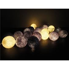 decoration garden party online shop cotton ball 20 led aa battery powered string lights