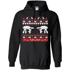 wars sweater wars at at walker jumper sweater shirt izztees