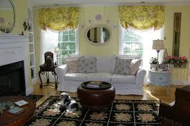 living room yellow ballon curtain for living room curtain ideas
