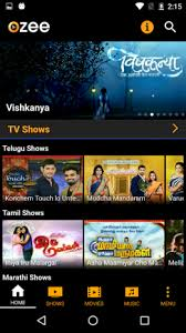 free tv shows for android ozee free tv shows 11 2 103 apk for android