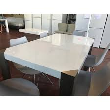 Gloss Dining Tables Clearance Stock 4 Seater High White Gloss Dining Table With Funky