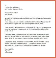 sample character reference letter for a friend template