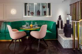 four of our favorite new restaurant interiors sight unseen