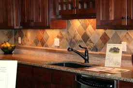 kitchen glass backsplash pics image ideas designs travertine
