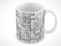 creative mugs mug design template psd btulp com