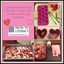 Fun Activities For The Blind 19 Best Valentine U0027s Day Ideas For Children With Visual Impairments