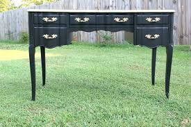 the diy designer french desk makeover