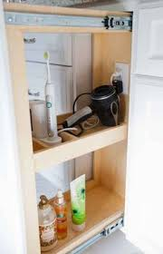 Medicine Cabinet With Electrical Outlet What A Great Way To Hide An Electric Toothbrush Rooms Master