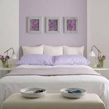 couleur lilas et autres tons pastel pour décorer la chambre