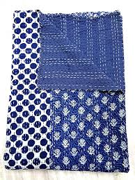 Blue Quilted Coverlet Best 25 Indian Quilt Ideas On Pinterest Southwest Quilts Quilt