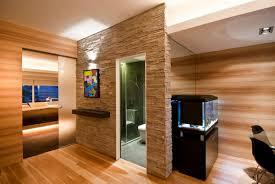 Bedroom Decorating Ideas Hong Kong G7 Apartment In Hong Kong Revealing Peaceful Warm Hues Throughout