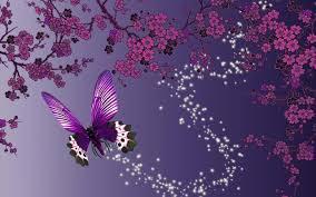 glitter wallpaper with butterflies 3d butterfly wallpapers group 55