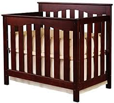 Convertible Mini Cribs Nursery Smart Ethan 2 In 1 Convertible Mini Crib
