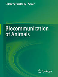 biocommunication of animals book organisms communication