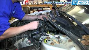 how to install replace idle air control valve 2 7l 2001 06