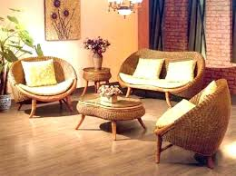 Rattan Living Room Furniture Wicker Living Room Furniture Onceinalifetimetravel Me