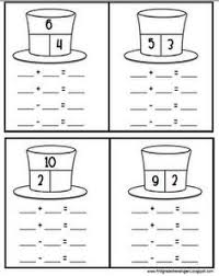 free math fact family worksheets fact families facts and family