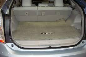 toyota prius luggage capacity vwvortex com cargo luggage volume when standardized isn t