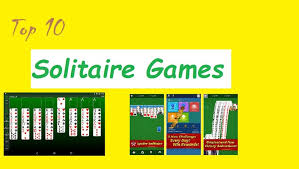 free solitaire for android top 10 free solitaire for android and ios in 2017