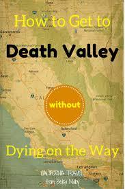 Death Valley Map 109 Best Death Valley National Park Images On Pinterest Death