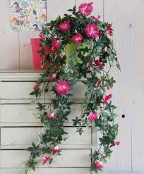 buy mica artificial petunia pink bakker com