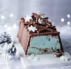Christmas Cake Decorations Asda by Mint U0026 Chocolate Ice Cream Cake Asda Good Living
