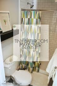 25 best tiny bathroom makeovers ideas on pinterest small