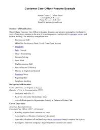 Resume Sample Customer Service by Customer Service Sample Resumes Free Resume Example And Writing