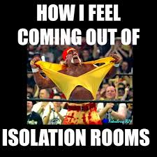 How I Feel Meme - how i feel coming out of isolation rooms nurse humor nursing funny