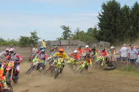 motocross race imba internationale motor bike association