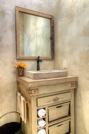 vintage bathroom decor ideas wooden vanity ideas with likable sink design and