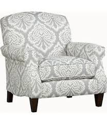 livingroom chair chairs living room horchow intended for patterned designs 9