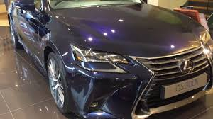 lexus es interior 2017 2017 lexus gs 300h exterior and interior review youtube