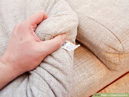 How To Clean Microfiber Sofa At Home 5 Ways To Clean Furniture Wikihow