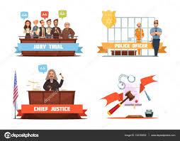 imagenes animadas de justicia gratis ley justicia 4 iconos de dibujos animados retro archivo imágenes
