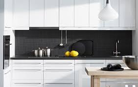 white kitchen cupboards black bench how to choose a kitchen design