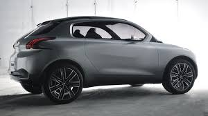 peugeot suv 2014 peugeot 1008 three door baby suv rumoured photos 1 of 3